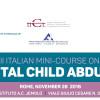 Nueva jornada sobre sustracción de Menores organizada por LEPCA