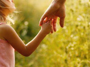 child-hands
